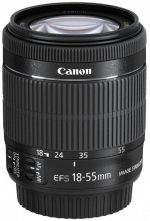 Canon EF-S 18-55mm f/3.5-5.6 IS STM + Servis plus zdarma