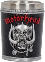 Motörhead War Pig / Ace Of Shades Shot Glass