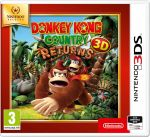 NINTENDO - 3DS Donkey Kong Country Returns 3D Select