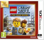 NINTENDO - 3DS LEGO City Undercover: The Chase Begins Select